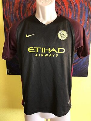 7cc7990ab Youth Nike Aeroswift Manchester City Kevin De Bruyne  17 Soccer Jersey Size  28