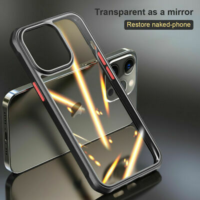 Anti-Shock Magnetic Absorption Case Tempered Metal Cover For Apple iPhone XS X