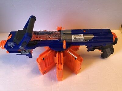 🇨🇦NERF🇨🇦N-Strike Elite Hailfire w/6 Clips  (Additional Items May Ship Free)