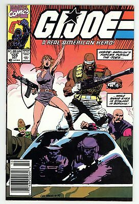 G.I. Joe A Real American Hero (1982) #105 FN 6.0
