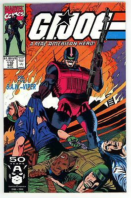 G.I. Joe A Real American Hero (1982) #110 NM 9.4