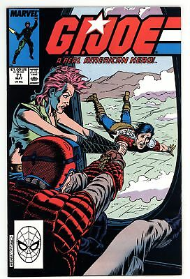G.I. Joe A Real American Hero (1982) #71 NM- 9.2