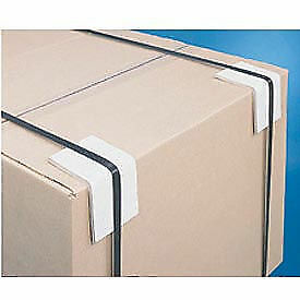 """3""""x3""""x3"""" Edge And Strap Protector, 0.225 Thickness, 450 Pack, Lot of 1"""