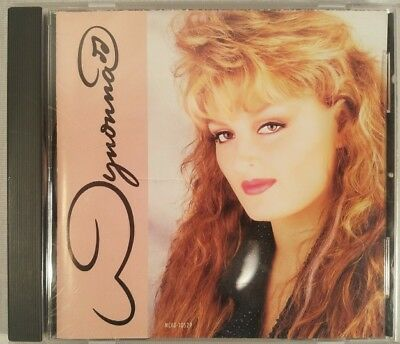 Wynonna by Wynonna Judd CD 10 Tracks CURB MCA 1992 Country No One Else On Earth