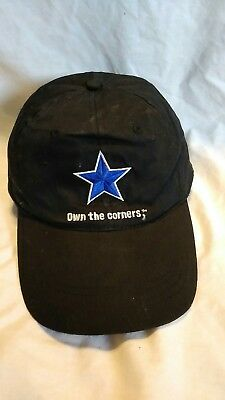 Buell Motorcycle Company Own The Corners Logo Baseball Hat Cap advertising