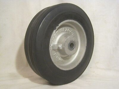 Hamilton 020040 USA hard rubber industrial wheel