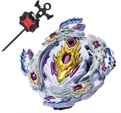 Bloody Longinus Burst Beyblade STARTER SET w/ Launcher B-110 - USA SELLER