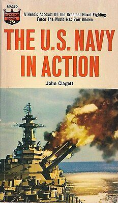 The U.S. Navy in Action by John Clagett