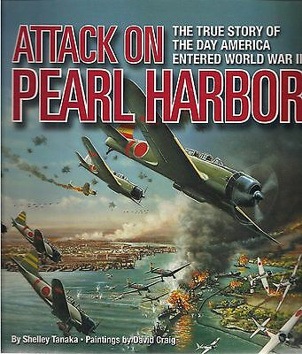 Attack on Pearl Harbor by Shelley Tanaka