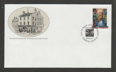 1994 Canada Timothy Eaton Retail Store 43¢ Stamp Sc# 1484 FDC First Day Cover