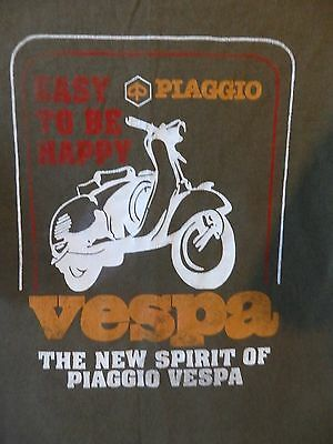 VESPA mod vintage items: Vespa TShirt, wall art x2 & book New & preloved 4 items