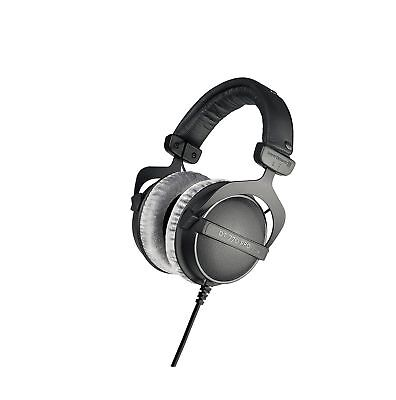 beyerdynamic DT 770 PRO 80 Ohm Studio Headphone Gray