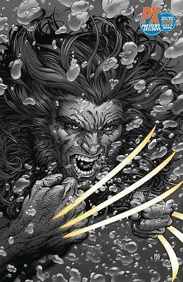 NYCC 2018 Marvel Return of Wolverine #2 Variant Cover by Steve McNiven Pre-Sale