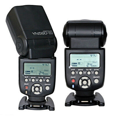 YONGNUO flash speedlite YN560IV YN560III YN560TX Kit for Canon Nikon DSLR Camera