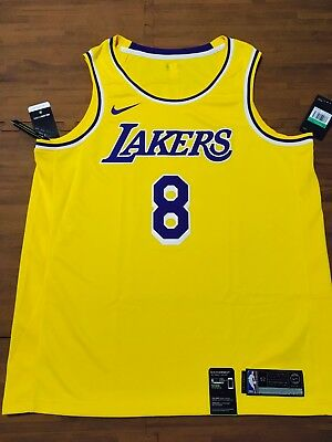 552a8eafff6 low cost nwt kobe bryant lakers gold hardwood classic edition swingman  jersey nike 52 4ca89 08915