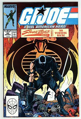 G.I. Joe A Real American Hero (1982) #95 NM- 9.2