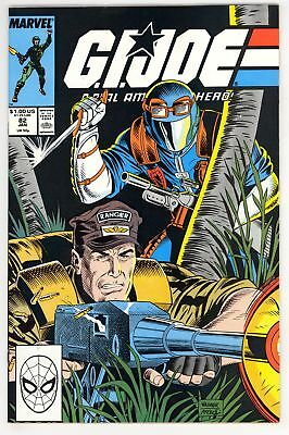 G.I. Joe A Real American Hero (1982) #82 NM- 9.2