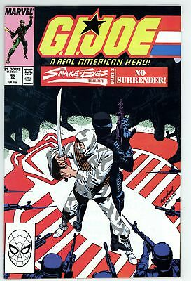 G.I. Joe A Real American Hero (1982) #96 NM- 9.2