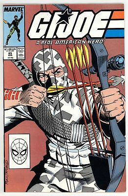 G.I. Joe A Real American Hero (1982) #85 NM- 9.2