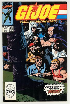 G.I. Joe A Real American Hero (1982) #98 VF 8.0