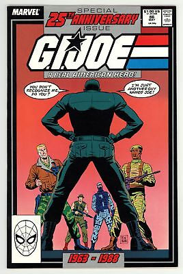 G.I. Joe A Real American Hero (1982) #86 NM 9.4