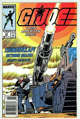 G.I. Joe A Real American Hero (1982) #92 NM- 9.2