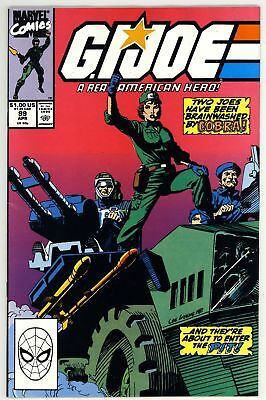 G.I. Joe A Real American Hero (1982) #99 NM- 9.2