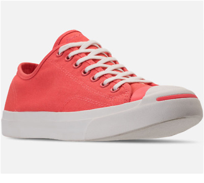 9ca7c576257c Mens CONVERSE JACK PURCELL Coral Low top woven textile Sneaker Shoes 160566C