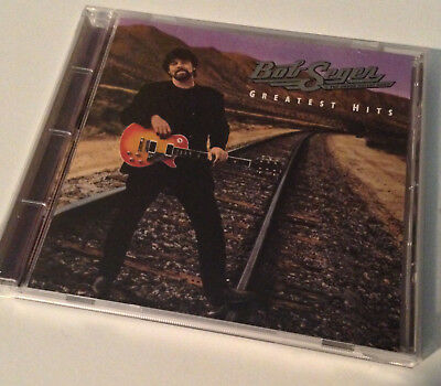 BOB SEGER & THE SILVER BULLET BAND - Greatest Hits - CD Compact Disc - EX