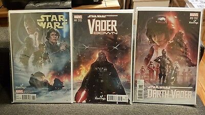 Star wars 13 Hastings Connecting covers