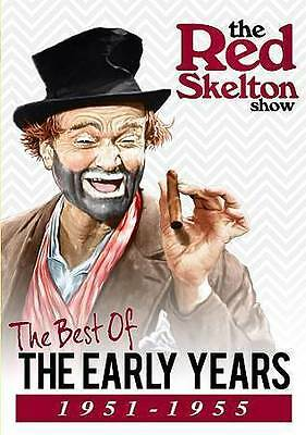 The Red Skelton Show - The Best of the Early Years 1951-1955 NEW!