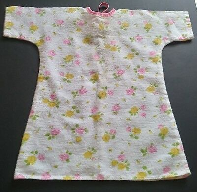 Vintage 1940s 1950s DOLL Clothes Dydee Tiny Tears Betsy Wetsy Pajamas NightGown