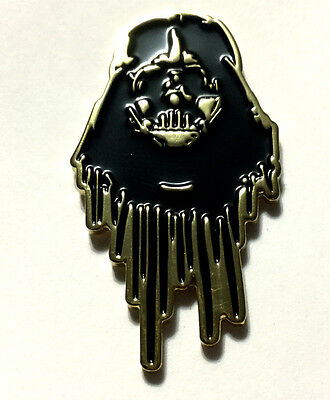 Drip Vader - Black and Gold - Limited Edition - Enamel Pin - Star Wars Tribute