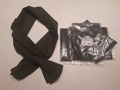 NEW: British Army (Military) Issue: 4x Olive Sweat Rag / Face Mask / Neck Scarf