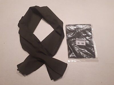 NEW: British Army (Military) Issue: 1x Olive Sweat Rag / Face Mask / Neck Scarf