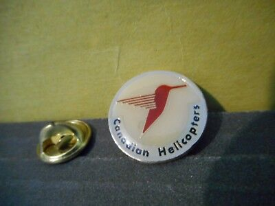 Canadian Helicopters Corporation,CHC Lapel Pin