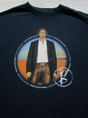 NEW Friends of JOSH GROBAN size MEDIUM T-SHIRT