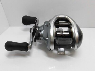 Shimano 15 CURADO 201 Left-Handle BaitCasting Reel 034557 From Japan F//S NEW