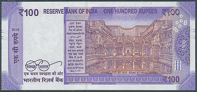 Indien / India - 100 Rupees 2018 (no letter) UNC - Pick New