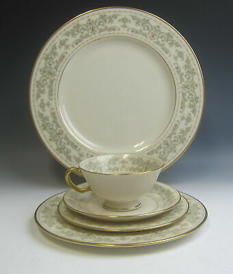 Lenox China NOBLESSE 5 Piece Place Setting(s) EXCELLENT