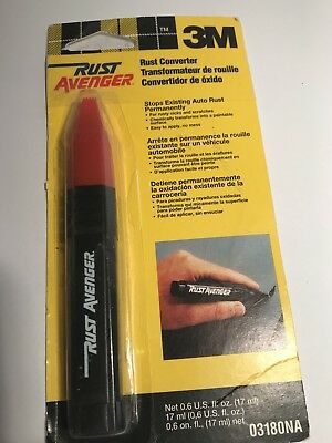 3M Rust Avenger Pen Discontinued