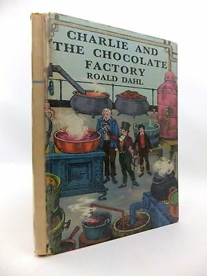 CHARLIE AND THE CHOCOLATE FACTORY - Dahl, Roald. Illus. by Jaques, Faith