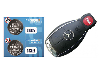MERCEDES BENZ C250 C300 CL600 E350 2-Pack Battery Sony