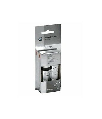 Original BMW Lackstift-Set 24ml Zweischicht Alpinweiss 3 - 300 (100ml=68,75€)