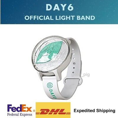 DAY6 DAY 6 1ST WORLD TOUR Youth OFFICIAL GOODS LIGHT BAND +Express Shipping