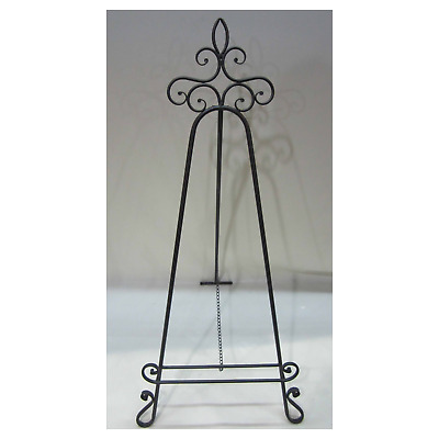 Easel Metal Decorative Stand Display Painting Tripod  59X69X118cm