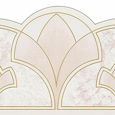 ONLY $7 Brewster Borders A367 GREEK KEY Architectural Molding Wallpaper Border