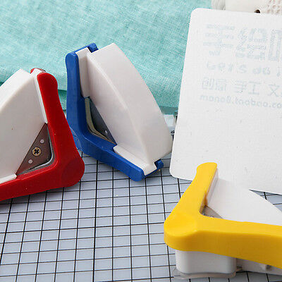 5mm Rounder Round Corner Trim Paper Punch Card Photo Cartons Cutter Tool CraftPf