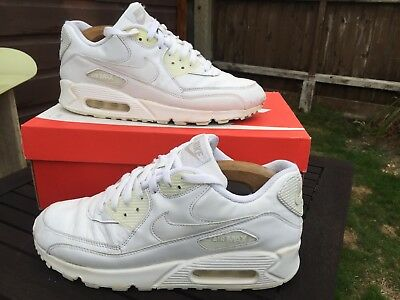 90 White Nike Uk 302519 Men's 8 113 Air 42 Trainers Max 5 Eu gU0Uq4wx