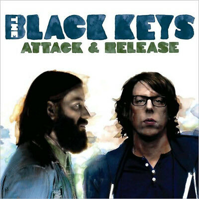The Black Keys - Attack & Release (2008) CD NEW